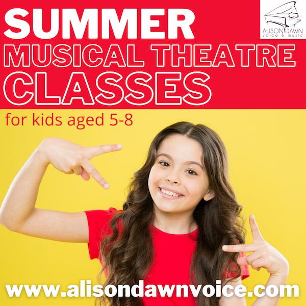 Alison Dawn Musical Theatre