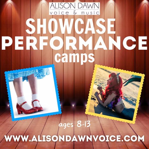 Alison Dawn Voice & Music