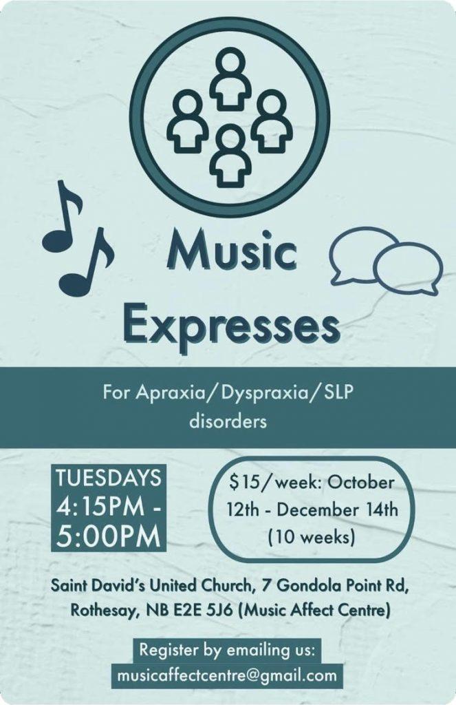 Music Affect Centre Music Express