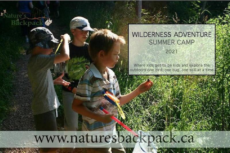 Natures Backpack Summer Camp 2021
